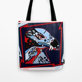 Alienated american eagle Tote Bag