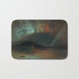 Aurora Borealis by Frederic Edwin Church, 1865 Bath Mat