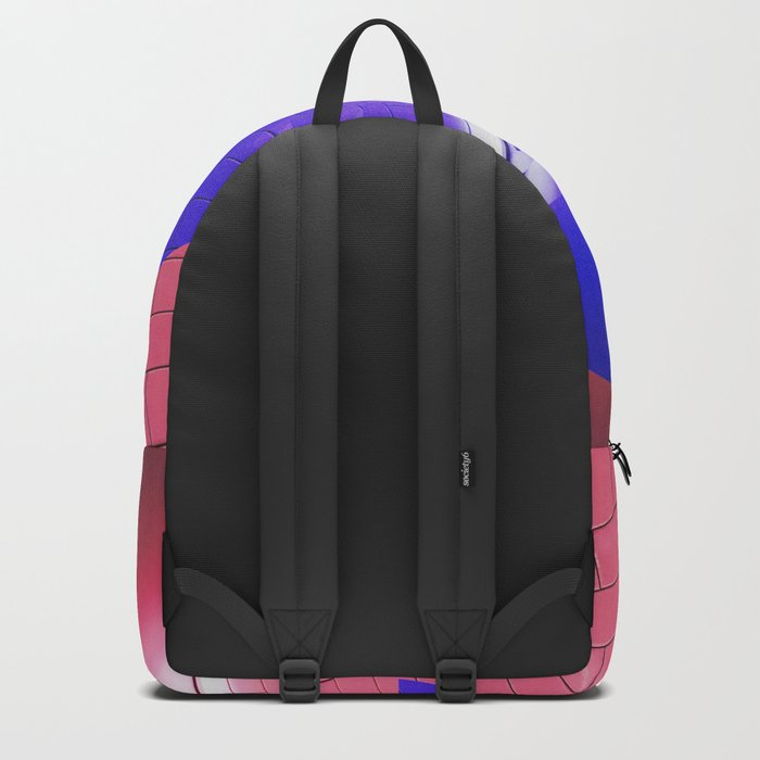 Moving illusion Backpack