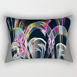 Crystal Object Rectangular Pillow