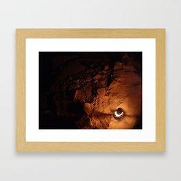 Lantern Light II Framed Art Print