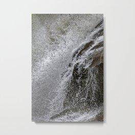 Nugget Falls Metal Print