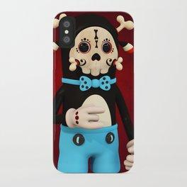 Bad Petryck iPhone Case