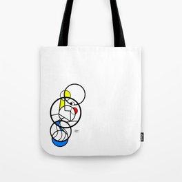 The Water-Bearer of Aquarius  Tote Bag