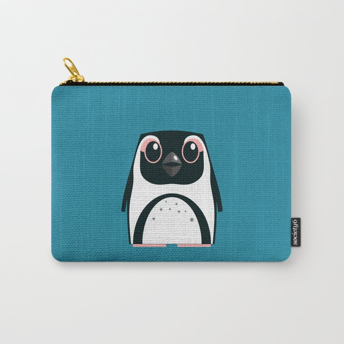 African Penguin - 50% of profits to charity Carry-All Pouch