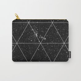 Spacial Geometrica #3 Carry-All Pouch