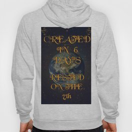 CREATION OF THE WORLD Hoody