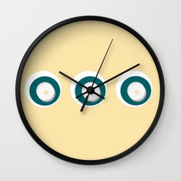 GEometrics Collection Wall Clock