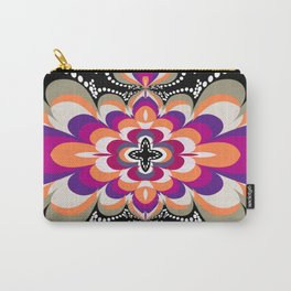 Bohemian Groove-o Carry-All Pouch