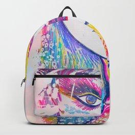 Stay Trippy, Little Hippie Backpack