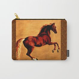 The Horse, after  George Stubbs Carry-All Pouch