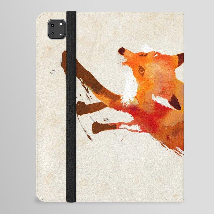 Vulpes vulpes iPad Folio Case