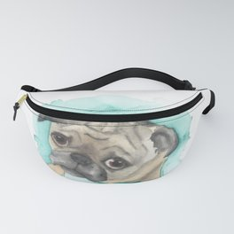 Bailey the Pug Fanny Pack