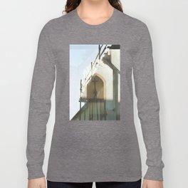 Christianity in Construction - overlapper Long Sleeve T-shirt