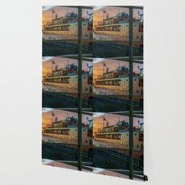 Ferry Docked (Staten Island Ferry) Wallpaper