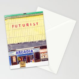 THE FUTURIST Stationery Cards