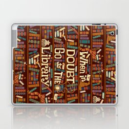 Go to the library Laptop & iPad Skin