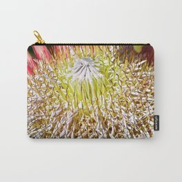 King Protea Carry-All Pouch