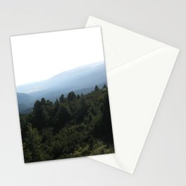 bulgarian mountain rila Stationery Cards
