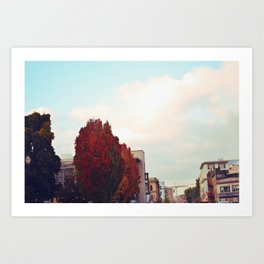 One of these Days Art Print