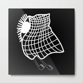 Monster Series  Metal Print