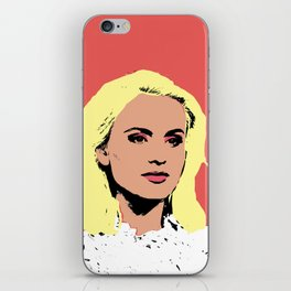 Zara Larsson iPhone Skin