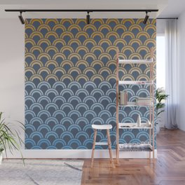 Fish Scale #1 Wall Mural