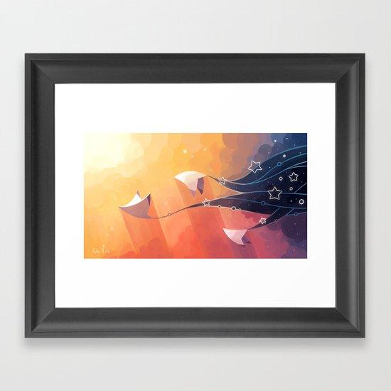 Nightbringer Framed Art Print