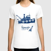 finland T-shirts featuring Hinaaja (Finland) Gay Slang Collection. Blue. by Moscas de colores