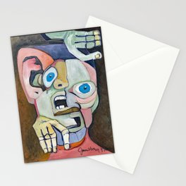 Solitary Man Stationery Cards