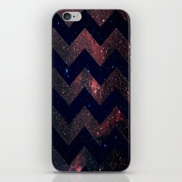 Chevron Sky iPhone Skin