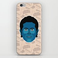seinfeld iPhone & iPod Skins featuring Jerry Seinfeld - Seinfeld by Kuki