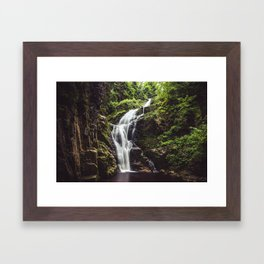 Wild Water - Landscape and Nature Photography Framed Art Print