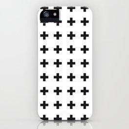 Swiss Cross iPhone Case