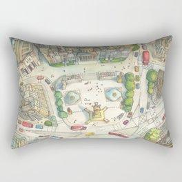Trafalgar Square Rectangular Pillow