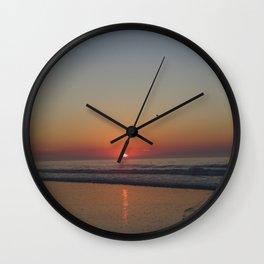 Sunrise LBI Wall Clock