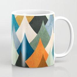 Eccentric Peaks Coffee Mug