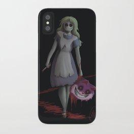 Bad Alice iPhone Case