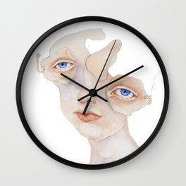 Confirmation Bias Wall Clock