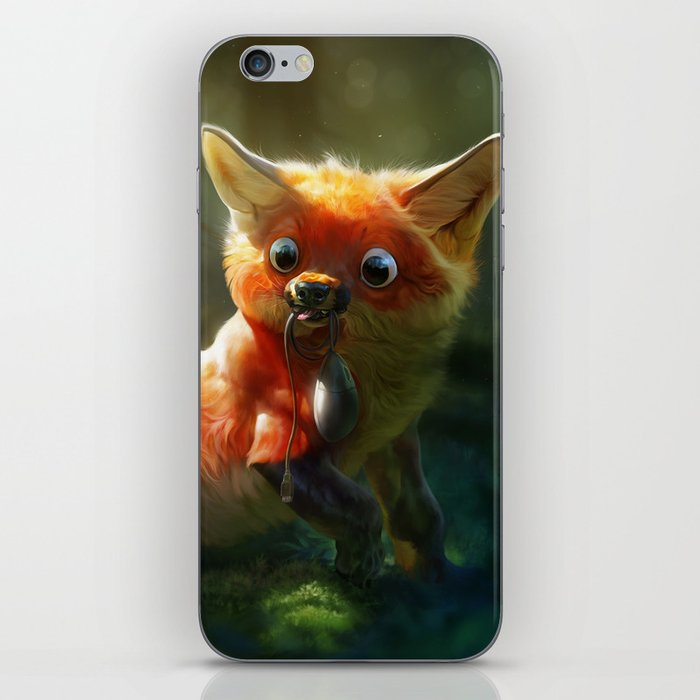 Not quite right iPhone Skin