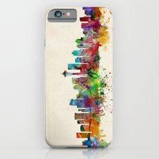 Seattle Washington Skyline iPhone 6 Slim Case