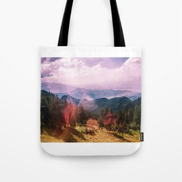 Summon the energies and they'll materialize Tote Bag
