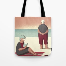 Day Trippers #10 - Sunset Tote Bag