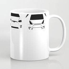 S3XY Tesla - Model S, Model 3, Model X, Model Y - Elon Musk Coffee Mug
