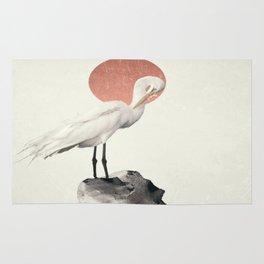 White Wings Rug