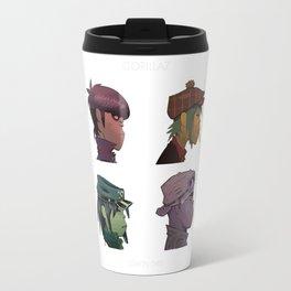Gorillaz Demon Days Travel Mug