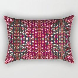 Nazca Code Rectangular Pillow