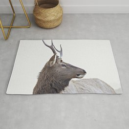 elk #society6 #decor #buyart Rug