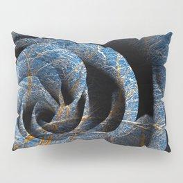 Susquehanna Winter Rose Pillow Sham