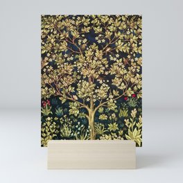 William Morris Tree Of Life Mini Art Print